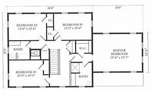 Simple Open Ranch Floor Plans  Style Villa Maria  House  Pinterest  In Th