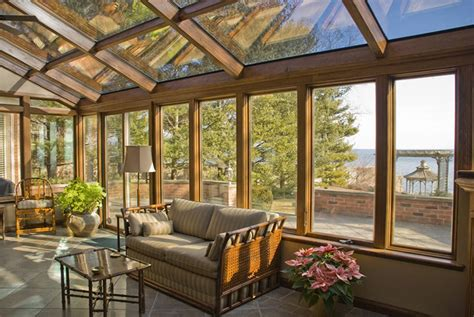 straight eave sunroom  va md wv sunroom design