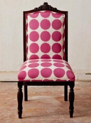 polka dot trendy desk chair