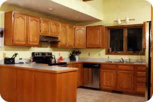 wall colors for oak cabinets bungalow home staging