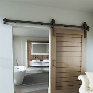 castorama placard coulissant stunning agrandir une porte With pose rail porte coulissante