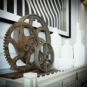 Objet Deco Blanc : int rieur maison 3 exemples de d coration en blanc ~ Teatrodelosmanantiales.com Idées de Décoration