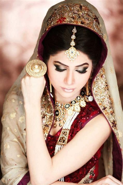 Pakistani Bridal Makeup Ideas Pictures Facebook 2017