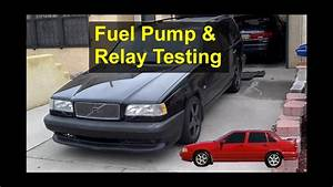 Random Stalling  Will Not Start  Fuel Pump And Relay
