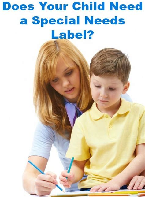 child   special  label  images