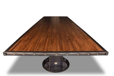 I Beam Conference Table ? Vintage Industrial Furniture