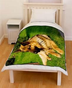 german shepherd dog bedding throw fleece blanket With what size dog bed for german shepherd