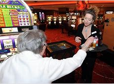 Slot players at Bally's casino can order drinks with the