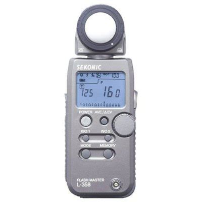 sekonic light meter why i do not use flash meter do you