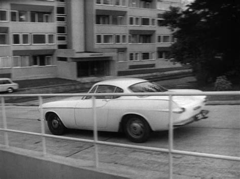 Volvo P1800 in the TV series the Saint