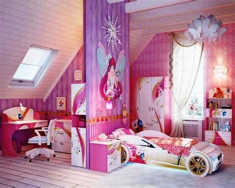 Little Girls Bedroom Ideas Furnitureteams.com