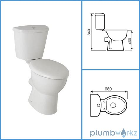 comfort height hi rise toilet doc m coupled disabled