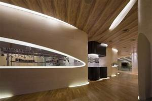 The Nautilus Project Restaurant with Awesome Interior ...