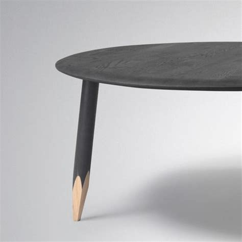 a table with pencil legs home