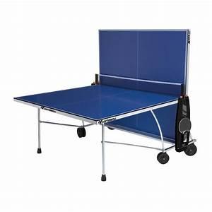 CORNILLEAU Table De Ping Pong 100 Indoor Prix Pas Cher