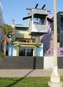 Frank, O, Gehry, Venice, Beach, House, Venice, Ca, Usa