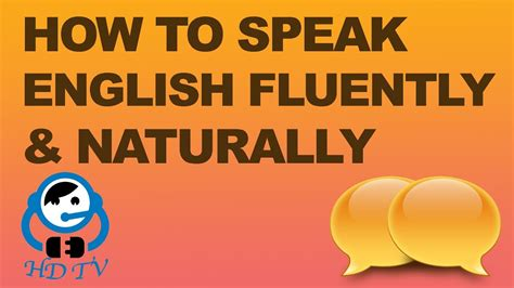 How To Speak English Fluently And Naturally; Online English Classes Youtube