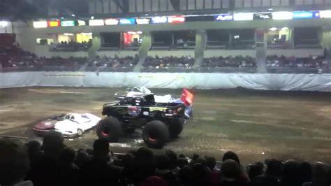 monster truck show redmond oregon big foot bad boy monster truck freestyle youtube