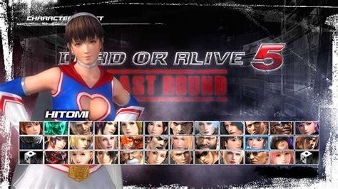 dead or alive 5 gioco scaricare