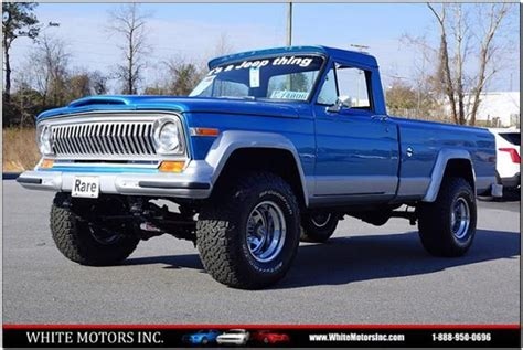 jeep comanche pickup truck jeep comanche for sale carsforsale com