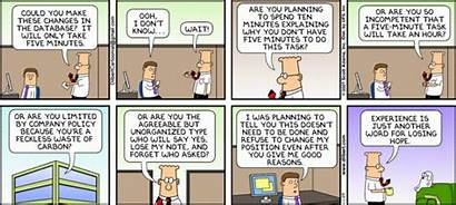 Toxic Employee Coworker Dilbert Things Servers Sql
