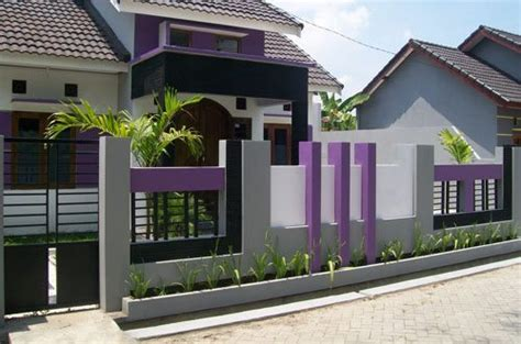 model pagar tembok hebel  biaya pembangunannya desain