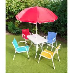 Childrens Outdoor Furniture Sets