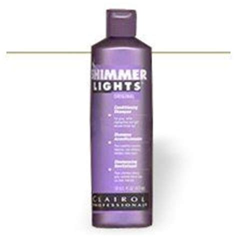 shimmer lights shoo review clairol shimmer lights reviews photos ingredients