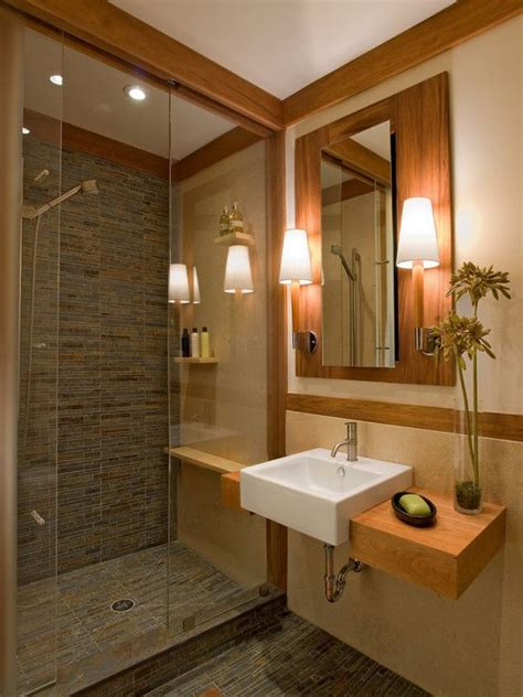 Small Modern Bathrooms by Small But Modern Bathroom Design Ideas