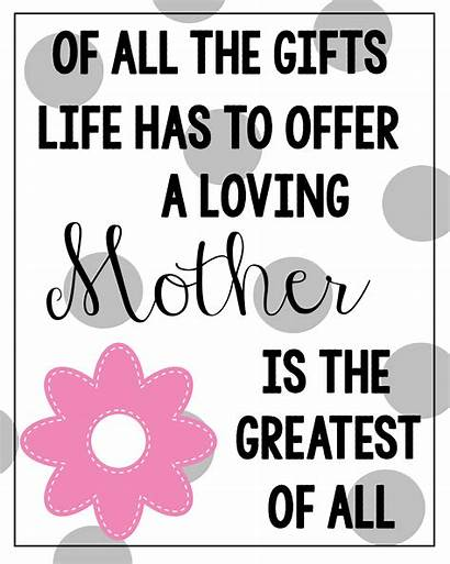 Mothers Quotes Printable Cards Mother Quote Crazy