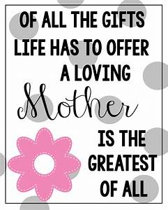 Small Mothers D... Small Mother Quotes