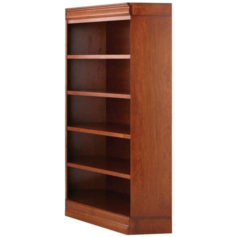 Home Decorators Collection 4shelf Corner Bookcase In