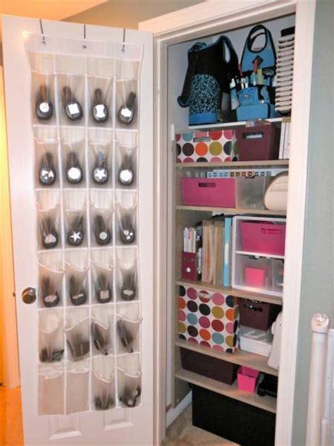 small space craft closet  courtney