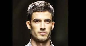 Forme Visage Homme : coupe de cheveux homme visage fin ~ Melissatoandfro.com Idées de Décoration