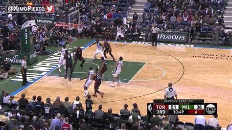 Milwaukee Bucks Vs Raptors Game 6