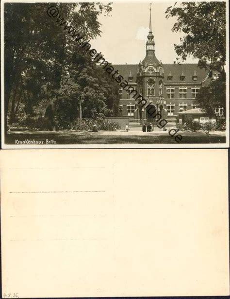 Britzer Garten Wm by Historische Ansichtskarten Berlin Britz