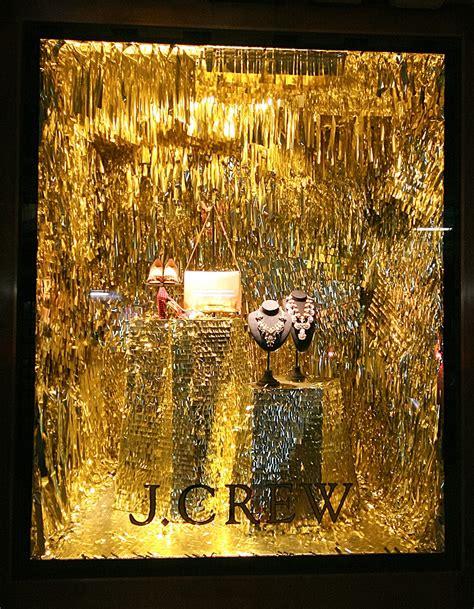 jcrew christmas shop windows london