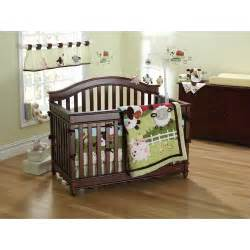 Walmart Crib Bedding Sets by Fisher Price Farm Friends Crib Bedding 3 Set