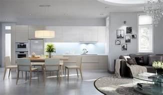 wohnzimmer mit küche einrichtungsideen für wohnzimmer mit offener küche