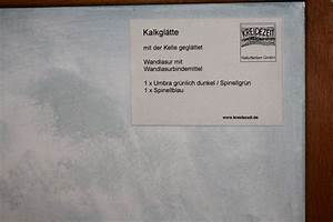 Wand Verputzen Glatt : sumpfkalkfarbe glatt ~ Michelbontemps.com Haus und Dekorationen