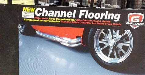 Better Life Technology G Floor Garage Flooring Covering
