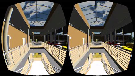 Oculus Rift, Virtual Reality, And Architecture United By