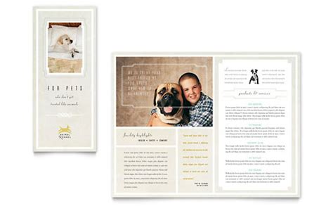 animal shelter pet adoption poster template word