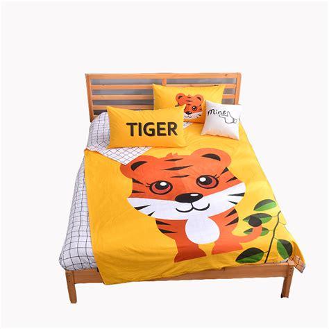 tijgerprint dekbedovertrek kopen wholesale tiger print dekbed uit china tiger