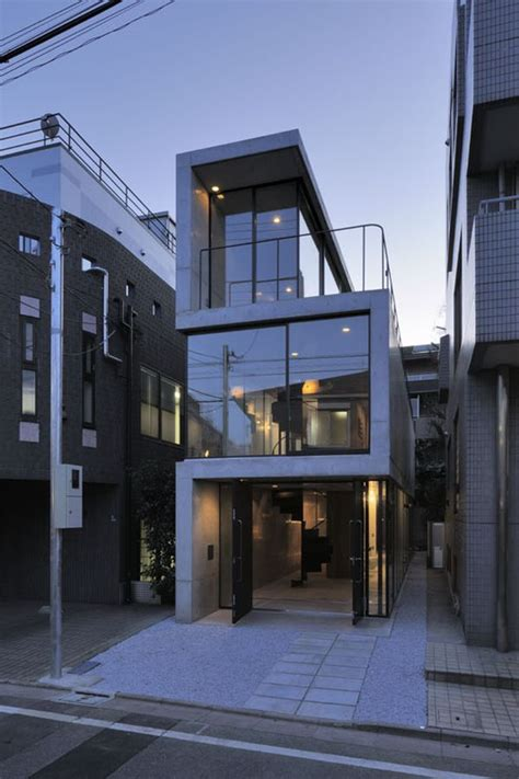 Pictures Narrow House a narrow residence in tokyo