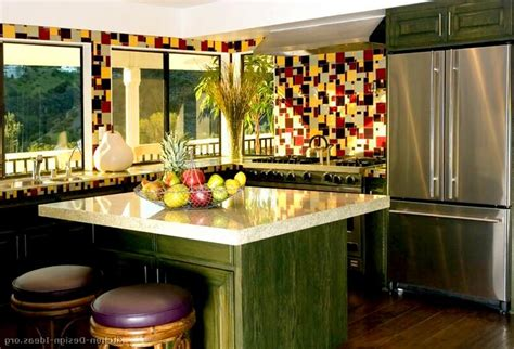 mexican style kitchens