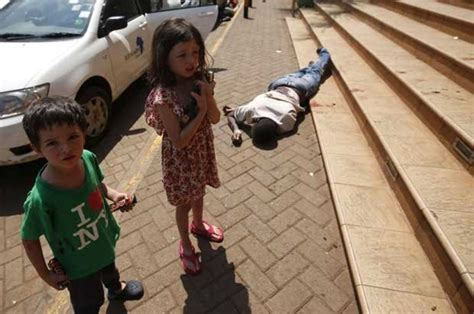 Four-year-old Told Terrorist 'you're