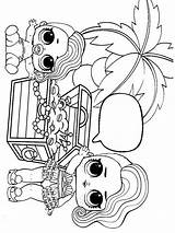 Lol Coloring Pages Dolls Colouring Printable Sheets Para Treasure Colorir Surprise Birthday Lolcoloringpages Books Doll Pintar Dibujos Scavenger Hunt Dukker sketch template