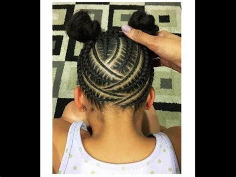 beautiful braids hairstyles  black kids  youtube