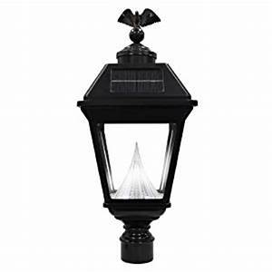 amazoncom gama sonic imperial solar outdoor led light With outdoor lighting manufacturers california